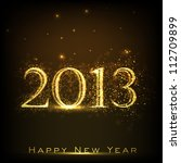 2013 Happy New Year Greeting...