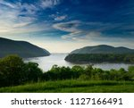 View Of The Hudson River Valley ...