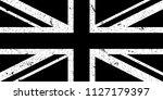 united kingdom national flag... | Shutterstock .eps vector #1127179397