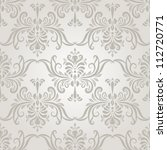 vector seamless vintage...   Shutterstock .eps vector #112720771