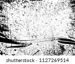 scratch grunge urban background.... | Shutterstock .eps vector #1127269514