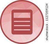 passcode lock i | Shutterstock .eps vector #1127359124