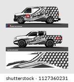 car graphic background vector.... | Shutterstock .eps vector #1127360231
