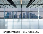 panoramic skyline and buildings ... | Shutterstock . vector #1127381657