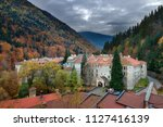beautiful view of the orthodox... | Shutterstock . vector #1127416139