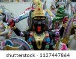 new delhi  india  08 06 2006 ... | Shutterstock . vector #1127447864