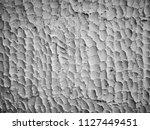 wave cement wall texture... | Shutterstock . vector #1127449451