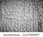 close up white cement wall... | Shutterstock . vector #1127450597