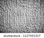 white wall with wave curve... | Shutterstock . vector #1127451317