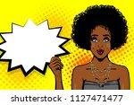 black star african american... | Shutterstock .eps vector #1127471477