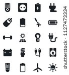 set of vector isolated black...   Shutterstock .eps vector #1127473334