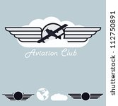 a set of labels for small... | Shutterstock .eps vector #112750891