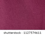 close up of polyester textured... | Shutterstock . vector #1127574611