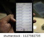 kuala lumpur malaysia   july... | Shutterstock . vector #1127582735