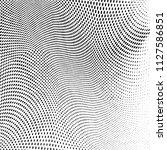 monochrome geometric abstract...   Shutterstock .eps vector #1127586851