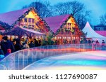 berlin  germany   december 10 ... | Shutterstock . vector #1127690087