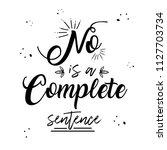 boho template hand drawn... | Shutterstock .eps vector #1127703734