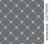seamless lifebuoy pattern on a...