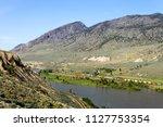 a cn  canadian national ... | Shutterstock . vector #1127753354