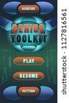 genius toolkit logotype ux game ...