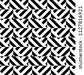 modern abstract geometrical... | Shutterstock .eps vector #1127816921