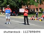 ypsilanti  mi   usa   july 4 ... | Shutterstock . vector #1127898494
