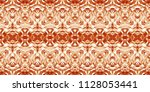 colorful abstract pattern for... | Shutterstock . vector #1128053441