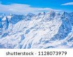 view of italian alps from... | Shutterstock . vector #1128073979