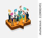 business technology internet... | Shutterstock .eps vector #1128082451