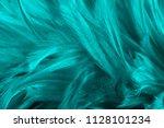 Beautiful Dark Green Turquoise...