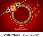 illustration of sale and... | Shutterstock .eps vector #1128132224