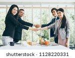 business successful ideas... | Shutterstock . vector #1128220331