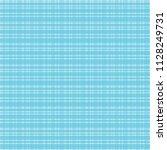 seamless plaid pattern vector.... | Shutterstock .eps vector #1128249731