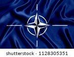 Flag of NATO silk