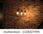 brick wall background | Shutterstock . vector #1128327494