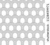 vector seamless texture. modern ...   Shutterstock .eps vector #1128459971