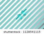 aqua color compress image icon...