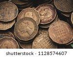 Vintage British Coins