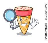detective ice cream tone... | Shutterstock .eps vector #1128593399