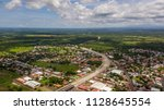 beautiful aerial view of the... | Shutterstock . vector #1128645554