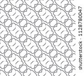 seamless vector pattern.... | Shutterstock .eps vector #1128780047
