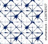 geo pattern  japanese kimono... | Shutterstock .eps vector #1128783527