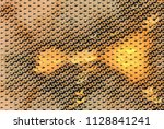 abstract halftone background...   Shutterstock .eps vector #1128841241
