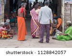 trichy  india   march 14  2018  ... | Shutterstock . vector #1128842057