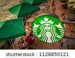 bangkok  thailand   may 1  2018 ...   Shutterstock . vector #1128850121