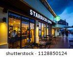 bangkok  thailand   may 1  2018 ...   Shutterstock . vector #1128850124