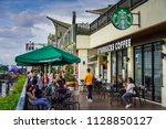bangkok  thailand   may 1  2018 ... | Shutterstock . vector #1128850127