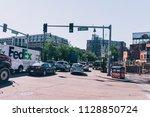 boston  massachusetts   june 16 ... | Shutterstock . vector #1128850724