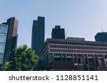 boston  massachusetts   june 16 ...   Shutterstock . vector #1128851141