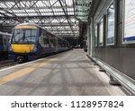 edinburgh  uk   circa june 2018 ... | Shutterstock . vector #1128957824
